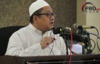 Doa Seorang Muslim Dibelakang Saudaranya Adalah Mustajab ~ Dato' Shamsuri Haji Ahmad