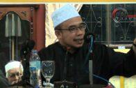 DR.MAZA- Demo Penurunan Lambang Salib
