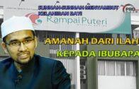Dr Rozaimi Ramle : Sunnah-sunnah Menerima Kelahiran Part (1-9)