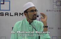 Kenapa Nabi Suruh Padam Api Sebelum Tidur | DR ROZAIMI RAMLE