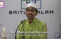 Kenapa Tak Kecam QARADHAWI – Dr Rozaimi Ramle