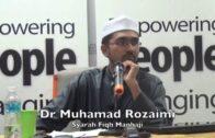 Mandi Wajib Dalam Swimming Pool | Dr Rozaimi Ramle