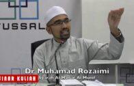 (MASYHUR TAPI PALSU) BATU TERGANTUNG NAK IKUT NABI – DR ROZAIMI RAMLE