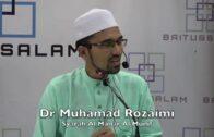 Menjawab Tuduhan 'Tak Bagi Pakai MAZHAB'   Dr Rozaimi Ramle