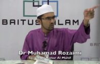 Orang Hadis Tak Reti Fiqh? – DR ROZAIMI RAMLE