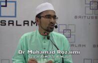 Sahihkah SUJUD SAHWI | Dr Rozaimi Ramle
