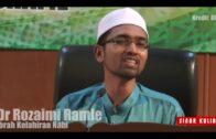 Saya Digelar MujTAHIK | DR ROZAIMI RAMLE