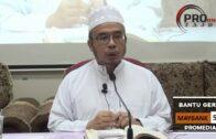 SS  DATO' DR  MAZA  Status Wudhu Bagi Yang Bermake Up