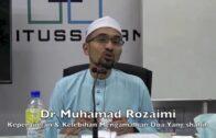 Status Doa Makan ~ Dr Rozaimi Ramle
