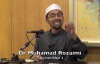 Tok Guru Tak Nak Jumpa Lepas Ditegur Oleh Anak Murid | DR ROZAIMI RAMLE