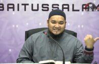 Ustaz Muhammad Faiz : Wasiat Para Nabi Kepada Keturunan Mereka