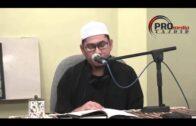 USTAZ RADHI – Isteri Nabi Ummu Salamah R.a