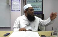 Yayasan Ta'lim: Adab-Adab Islam [02-03-2017]