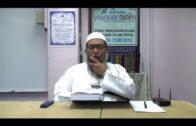 Yayasan Ta'lim: Adab-Adab Islam [30-11-2017]
