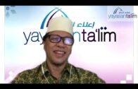 Yayasan Ta'lim: Cinta Allah SWT Dan Rasul SAW [20-08-2020]