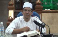 06-06-2014 Ustaz Ridzwan Abu Bakar: Larangan Meminta Jawatan