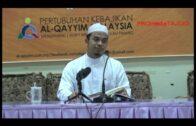 11-04-2013 Ustaz Saiful Azhar, Doa Ketika Ditimpa Kesusahan