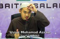 11072017 Ustaz Mohamad Azraie : Syarah Fiqh Akhlak