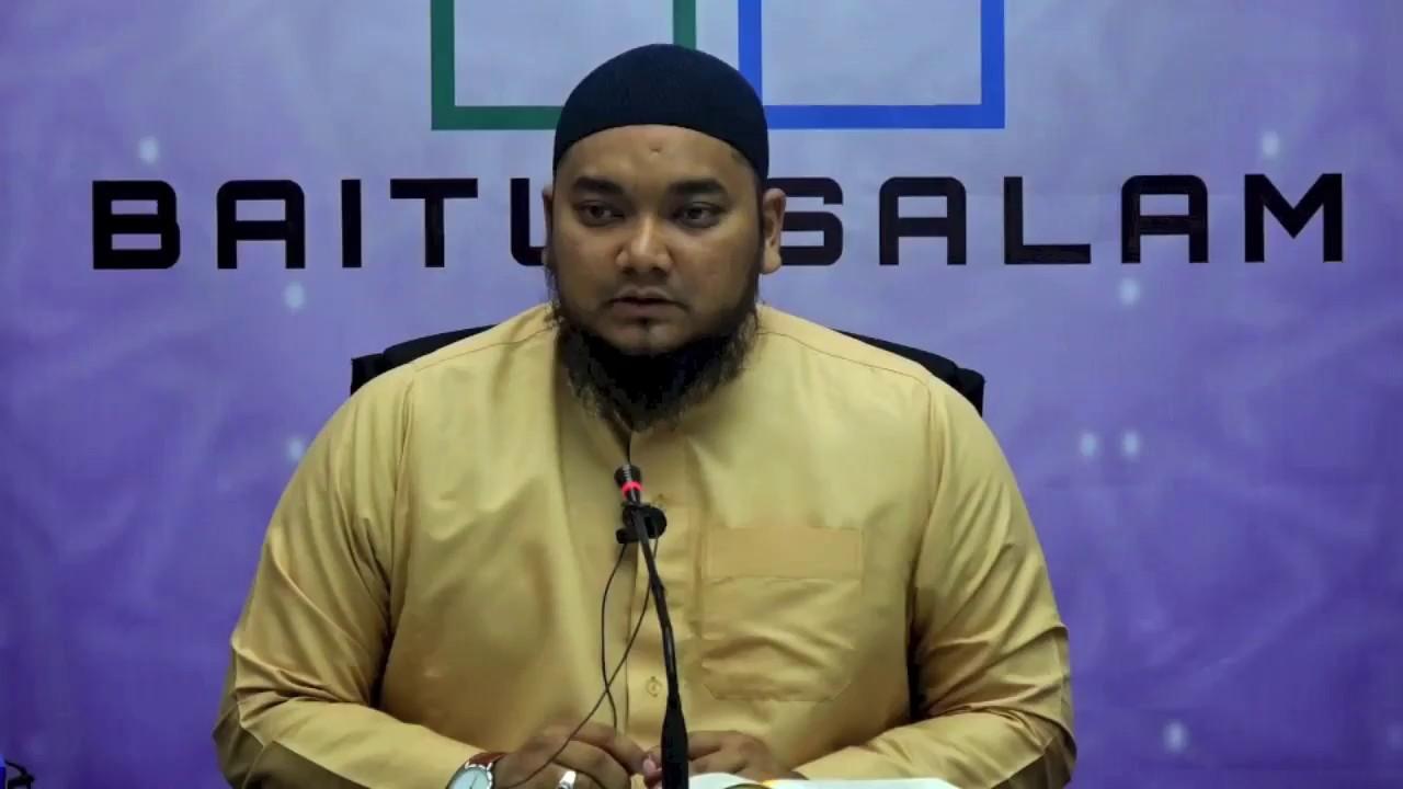 13082017 Ustaz Muhammad Faiz : Syarah Syamail Muhammadiyah