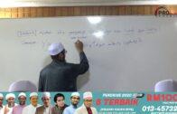 15-09-2020 Ustaz Ahmad Hasyimi : Ambillah Aqidah Dari Al-Quran & Sunnah Siri 3