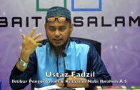 16082017 Ustaz Fadzil : Iktibar Pengorbanan & Ketaatan Nabi Ibrahim A.S.
