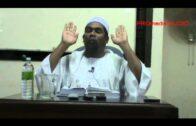 18-09-2013 Ustaz Abdullah Iraqi, Mencontohi Sifat Solat Nabi