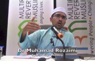 20170822 Dr Muhamad Rozaimi : Syarah Fiqh Manhaji