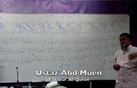 20170920 Ustaz Abd Muen : Tadabur Al Quran