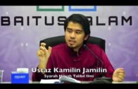 20171108 Ustaz Kamilin Jamilin : Syarah Hilyah Talibil Ilmi (Siri 15)