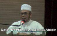 2017119 S.S. Dato' Dr Mohd Asri Zainul Abidin : Ucapan Perasmian