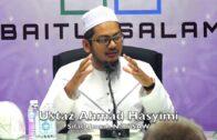 20180113 Ustaz Ahmad Hasyimi : Sifat Umrah Nabi SAW