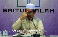 20180416 Ustaz Abu Mubarak: Syarah Aqidah Tahawiah