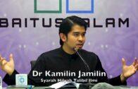 20180418 Dr Kamilin Jamilin : Syarah Hilyah Talibil Ilmi ( Siri 32)