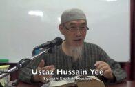 20180425 Ustaz Hussain Yee : Syarah Shahih Muslim