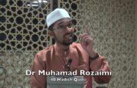 20180503 Dr Muhamad Rozaimi : 40 Hadith Qudsi