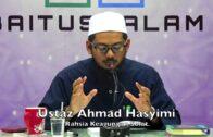 20180505 Ustaz Ahmad Hasyimi : Daurah Rahsia Keagungan Solat