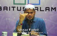 20180620 Ustaz Fadzil : Syarah Shahih Tafsir Ibn Katsir