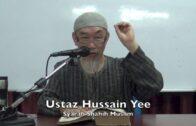 20180718 Ustaz Hussain Yee : Syarah Shahih Muslim