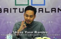 20180808 Ustaz Yasir Ramlee : Pengajaran Besar Pengorbanan Nabi Ibrahim A.S. & Nabi Ismail A.S.