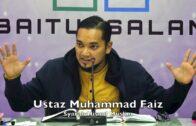 20180930 Ustaz Muhammad Faiz : Syarah Hisnul Muslim