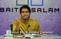 20181003 Ustaz Dr Kamilin Jamilin : Syarah Matan Alfiyyah Al-Suyuti Fi Ilm Hadith (Siri 10)
