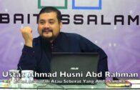 20181014 Ustaz Ahmad Husni Abd Rahman : Zakat Semudah Atau Seberat Yang Anda Sangka?