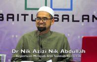 20181018 Dr Nik Azizi Nik Abdullah : Keperluan Menjadi Ahli Sunnah Bergerak