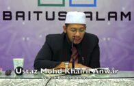 20181029 Ustaz Mohd Khairil Anwar : Syarah Bulughulmaram