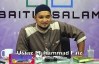 20181106 Ustaz Muhammad Faiz : Syarah Hisnul Muslim