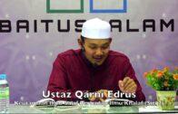 20190209 Ustaz Qarni Edrus : Keutamaan Ilmu Salaf Terhadap Ilmu Khalaf (Siri 2)