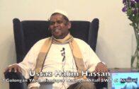 20190223 Ustaz Halim Hassan : 7 Golongan YAng Mendapat Naungan Allah SWT Di Akhirat