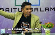 20190225 Bro. Firdaus Wong Wai Hung : Soalan Bocor Hari Kiamat!
