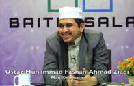20190510 Ustaz Muhammad Fashan Ahmad Ziadi : Maqasid Puasa