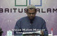 20190728 Ustaz Halim Hassan : Syarah Kitab Al Ubudiyyah